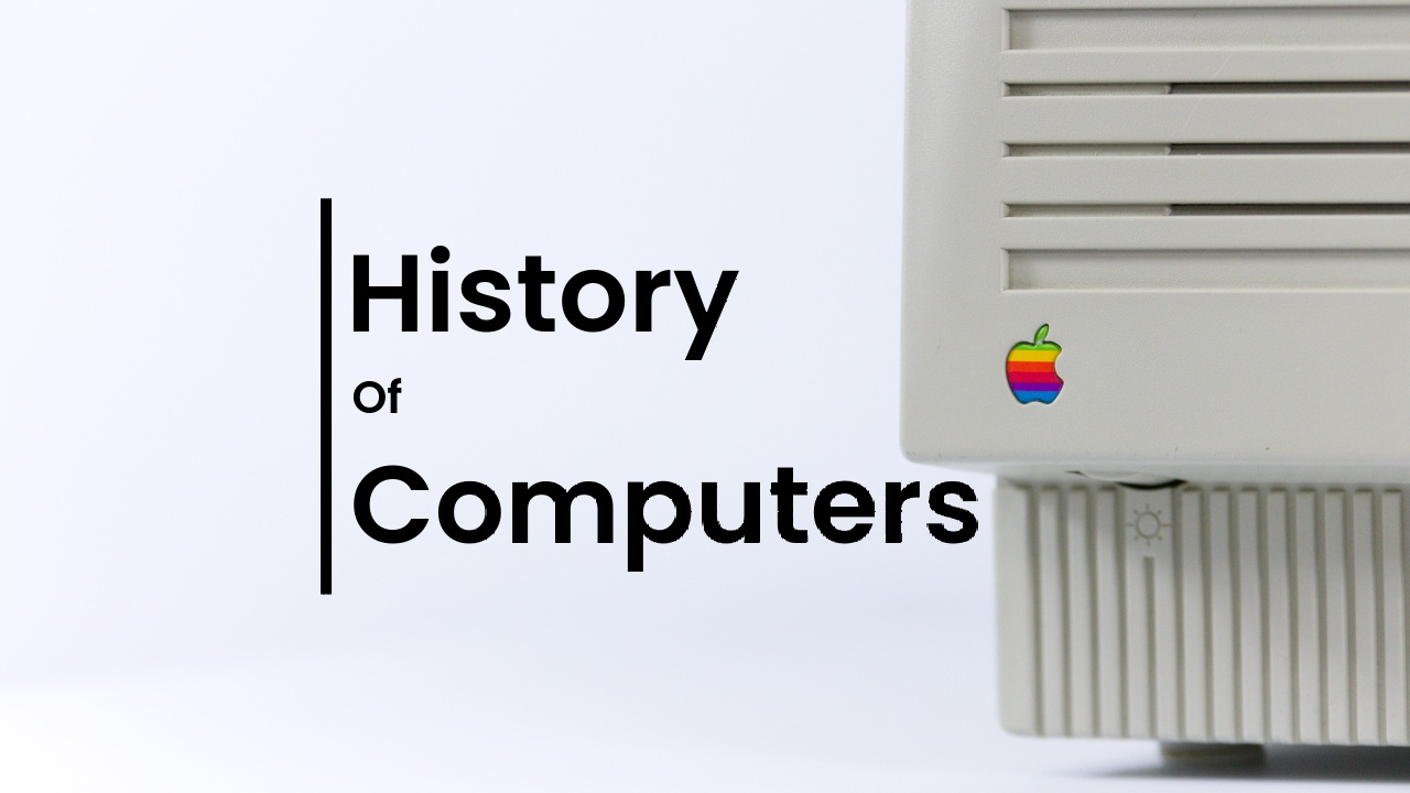 History Of Computers And Computer Science