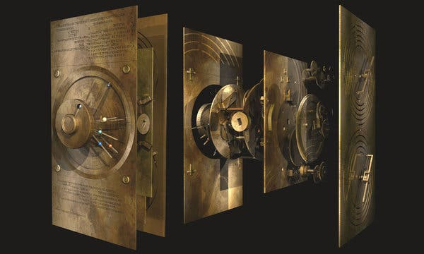 The first analog computer in history - The Antikythera mechanism