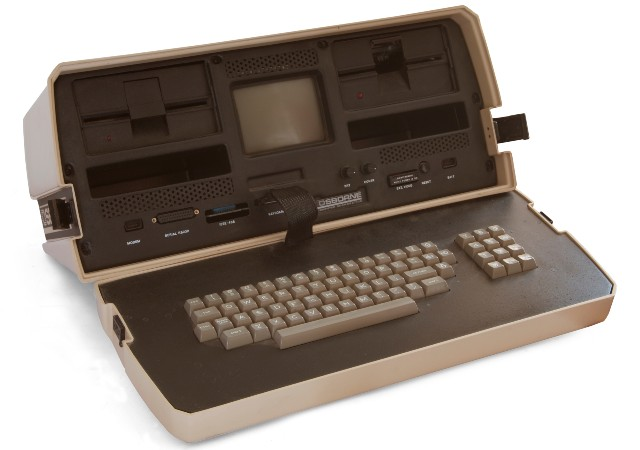 Osborne 1: The first personal computer in history